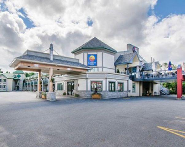 Comfort Inn Mt-Laurier